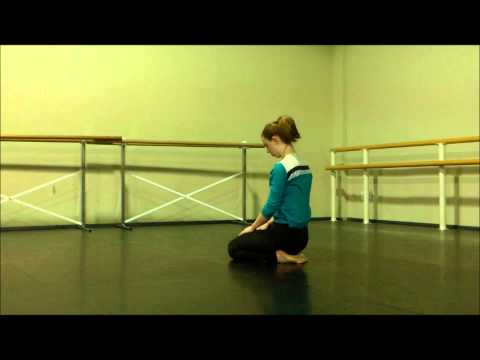 Laban Movement Analysis Midterm - Personal Practice