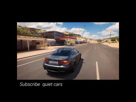 bmw Stop at the gas station ... xbox one s forza horizon 3