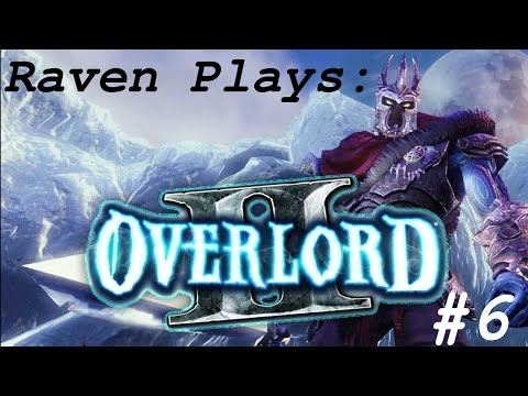 FAT MERMAIDS!! - Raven Plays Overlord II - Part 6