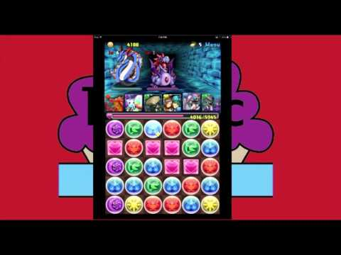 PAD (Puzzle and Dragons) My Personal Profile