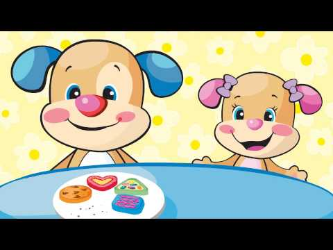 Laugh & Learn™ Counting with Cookie Jar - Sing Along Songs | Fisher-Price