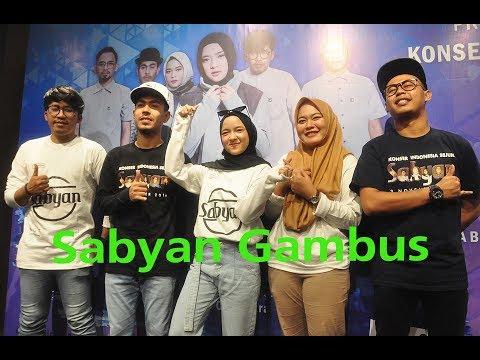 Sabyan Gambus Cerita Persiapan Live In Concert, Makan di Warteg, dan Soal Star Syndrome Mp3
