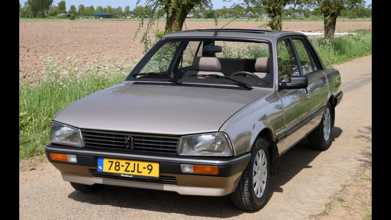 Sti For Sale >> Peugeot 505 - YouTube