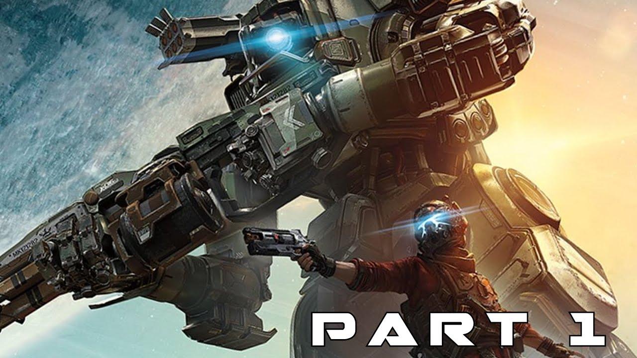Titanfall 2 Walkthrough Gameplay Part 1 - Embark (PS4 ...
