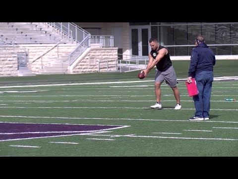 Kansas State Football | 40-yard Dashes, Drills & Highlights From 2020 Pro Day | March 4, 2020