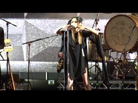 Το show της PJ Harvey είναι ίσως το πιο πολυαναμενόμενο του Release Athens