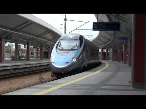 Przyjazd ED250-007 Pendolino Gdynia - Kraków