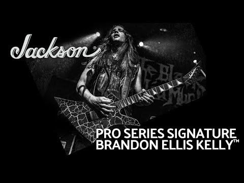 Brandon Ellis Gives the Deep Dive on his Jackson® Pro Series Signature Kelly™