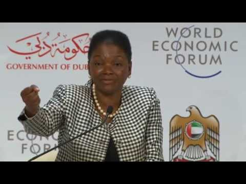 Dubai 2012 - Meeting Grand Challenges for the 21st Century (Arabic)