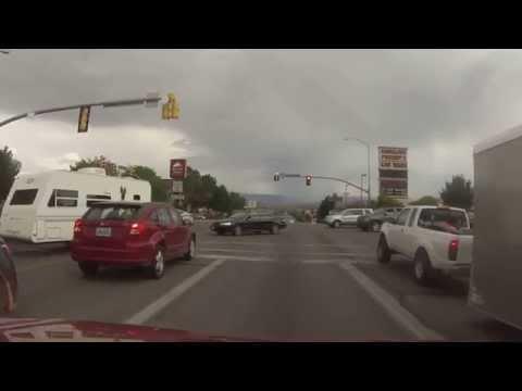 St George Utah Rush Hour Traffic