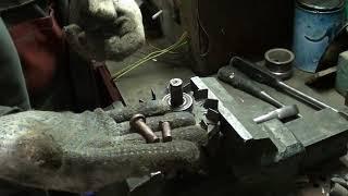 Замена подшипников генератора. 3 способа. ВАЗ 2112, Гранта,Калина,Приора.
