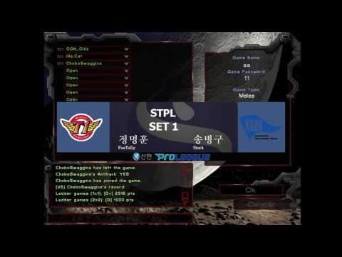 STPL [24.3] Showmatch FanTaSy (SKT) vs Stork (KHAN) 1 Set @ Fortress SE