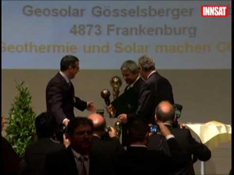 Verleihung Energy Globe OÖ Award 2009