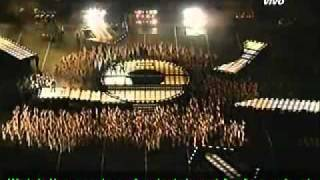 Slash Fergie sweet child o'mine Super Bowl 2011 -