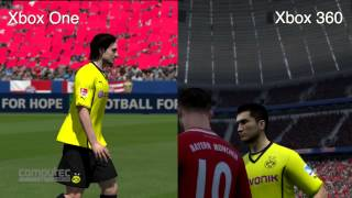 FIFA 14 | Xbox One versus Xbox 360 | Differences gameplay and graphics