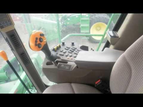 John Deere Combine >> 2004 John Deere 9860 STS Combine - YouTube