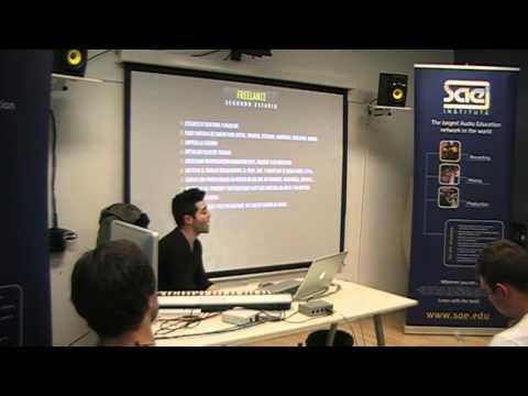 SAE Session: El día a día del Productor Musical, por Iván Torrent @ SAE Institute