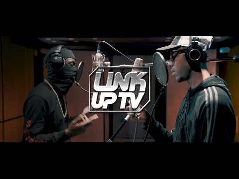 #410 Skengdo x AM - Behind Barz | Link Up TV