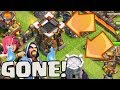 ARCHERS AND WIZARDS WENT MISSING | Clash of Clans | Funny Glitch in CoC