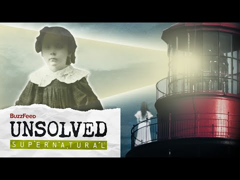 Jean Marie - The St. Augustine Lighthouse Ghost Haunts