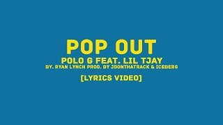Polo G Feat. Lil Tjay Pop Out By. Ryan Lynch Prod. By JDONTHATRACK Iceberg LYRICS.mp3