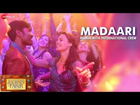 Madaari Mania With International Crew   Making   The Extraordinary Journey Of The Fakir