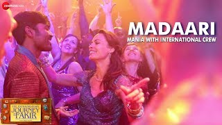 Madaari Mania With International Crew | Making | The Extraordinary Journey Of The Fakir