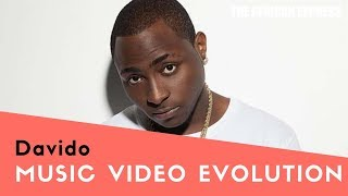 Davido Music Video Evolution.