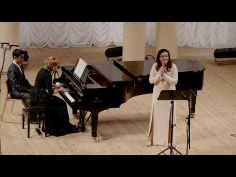 Schumann Frauenliebe Und Leben - Olga Mykytenko, Anastasiya Titovych