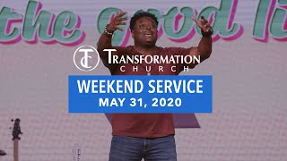 Transformation Church | The Good Life | Happy are the Beggars | 11:15 Service | Derwin L. Gray