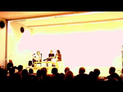 Chantal Akerman - Guest Lecture 2013 שנטל אקרמן -הרצאת אורח
