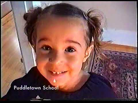 Puddletown School Andrea birthday video 2004