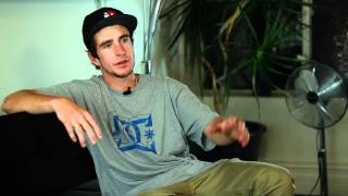 DC Shoes NZ - Melbourne 2012 - James Kingston
