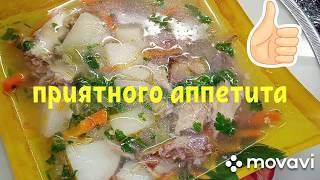 Гречневый суп Очень вкусный нашумевший рецепт
