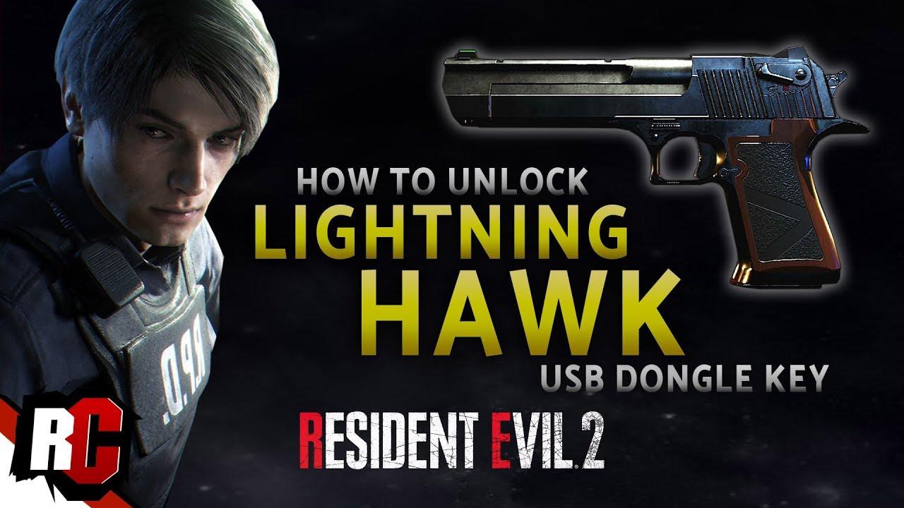 resident evil 2 remake usb