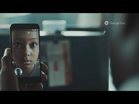 Google Duo. Videochamadas com qualidade, do Google.