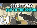 SECRET Way Out Of A Maximum Security Prison In Virtual Reality - Pavlov VR Jailbreak (Escaping)