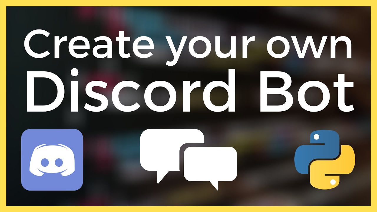 Creating a Discord Bot in Python 3.9 Tutorial (Fast & Easy)