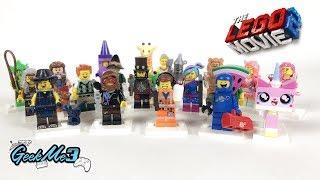 [TUTO] Trouver la série de FIG LEGO MOVIE 2 complète facilement + Guide de tatage