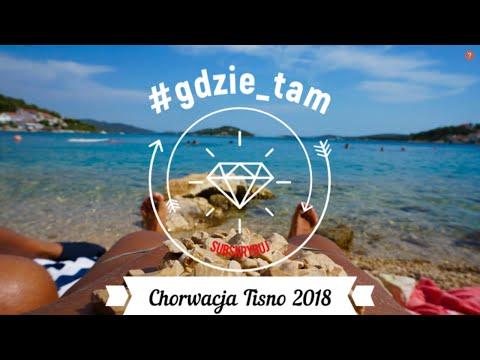 Chorwacja Tisno Dalmacja / Go Pro 5 / Booking.com /vlog /amator