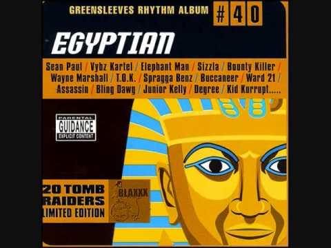 Egyptian Riddim Mix (2003) By DJ.WOLFPAK