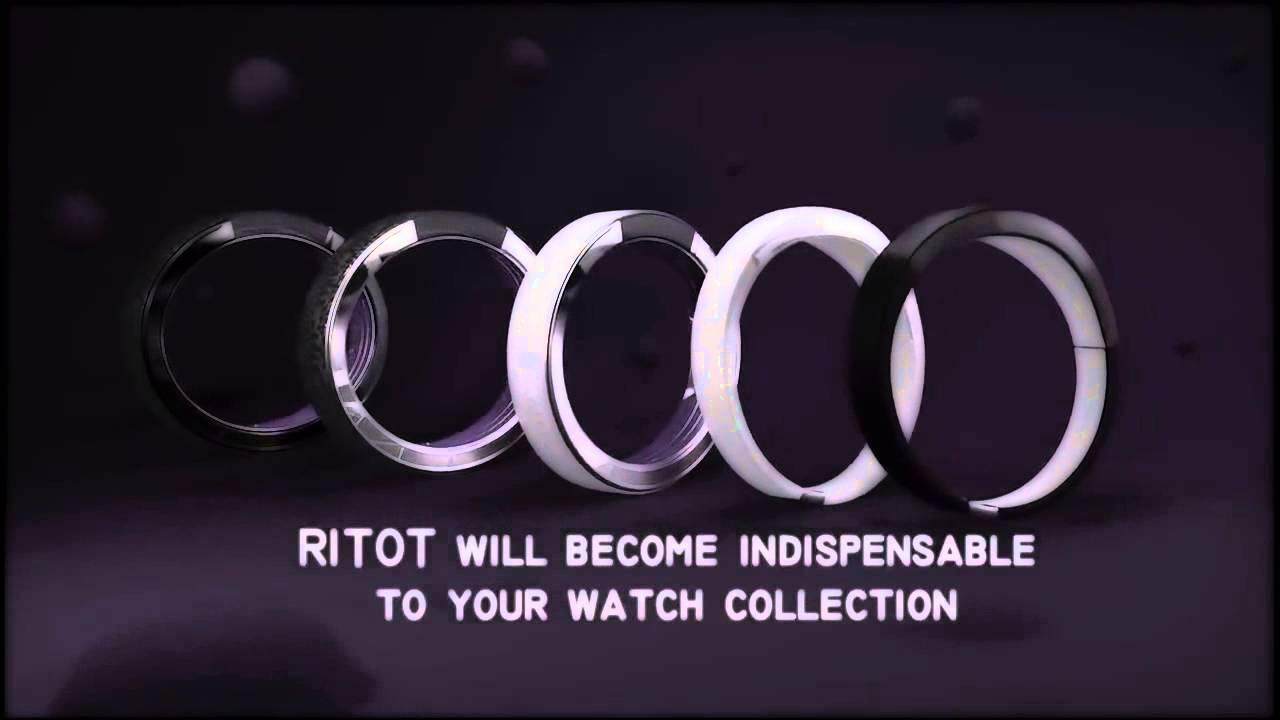Ritot - el Smartwatch Futurista - YouTube