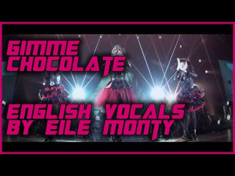 BABYMETAL - Gimme Chocolate (English Vocals by Eile Monty) - YouTube