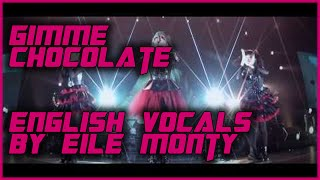 BABYMETAL - Gimme Chocolate (English Vocals by Eile Monty)