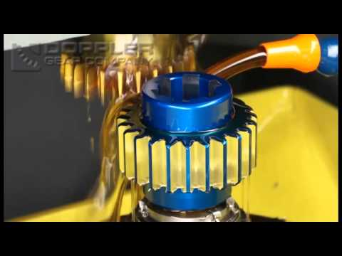 Gear Shaping and Spline Shaping