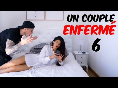 J'IGNORE MON COPAIN PENDANT 24H ! (UN COUPLE ENFERMÉ) EPISODE 6  - LAUREN CRUZ
