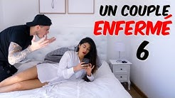 J'IGNORE MON COPAIN PENDANT 24H ! (UN COUPLE ENFERMÉ) EPISODE 6  - LAUREN CRUZ