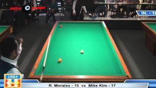 USBA - Maywood, CA / Robinson Morales vs Mike Kim / Oct 2014