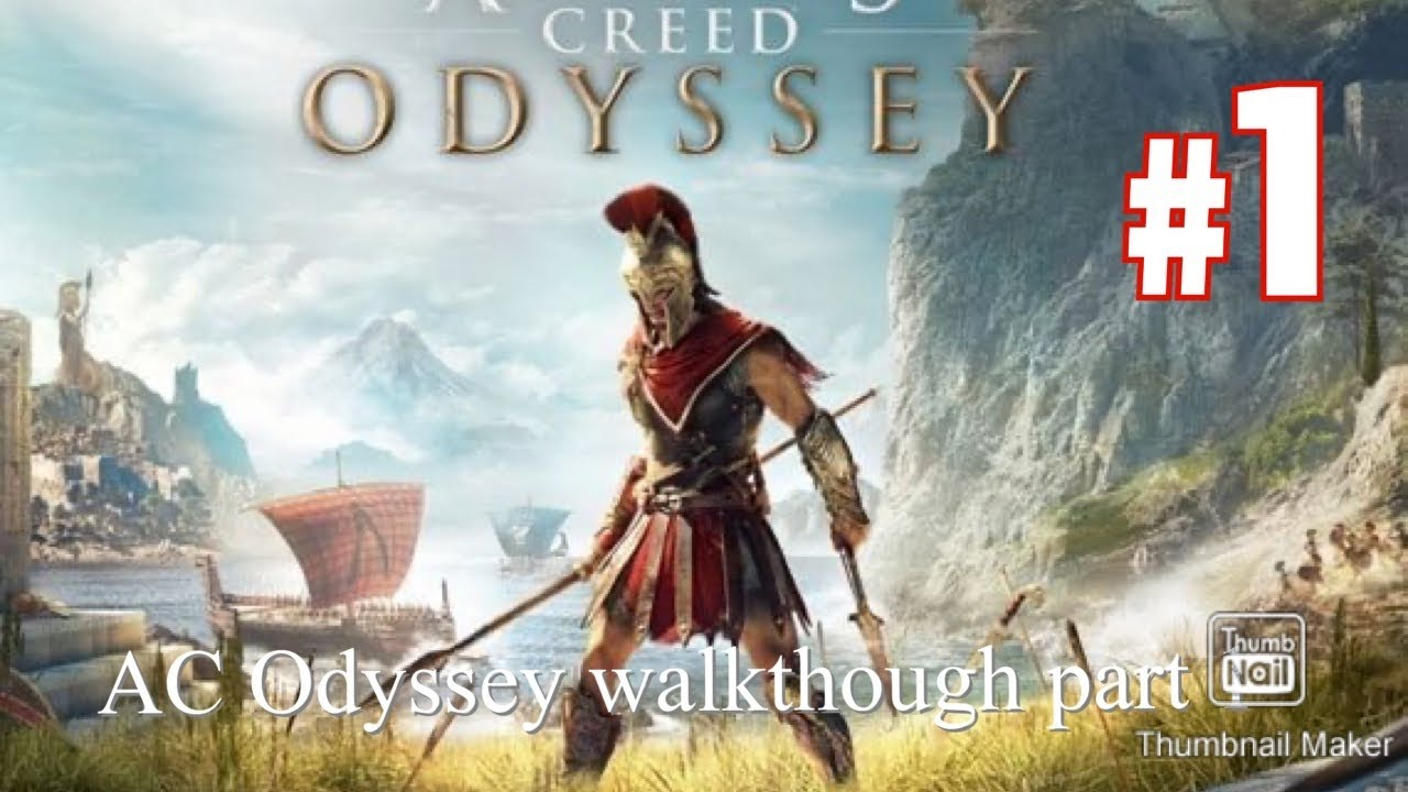 AC Odyssey Gameplay 13 - Alexios - YouTube