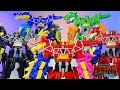 Limited Edition Dino Charge Megazord Review! (Power Rangers Dino Super Charge)